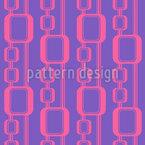 70s Stripes Repeat Pattern