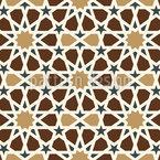 Marokkanisches Ideal Nahtloses Vektormuster