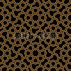 Maurisches Handwerk Nahtloses Vektormuster