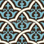 イースタン・フルーロン州 シームレスなベクトルパターン設計