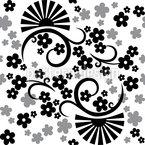 Zauber Des Ostens Weiss Musterdesign