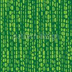 Bambu Espesso Design de padrão vetorial sem costura