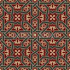 東洋貴族 シームレスなベクトルパターン設計
