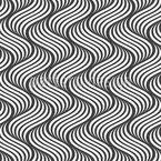 S Wellen Musterdesign