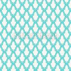 Geschuppte Geometrie Nahtloses Vektor Muster