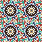 トルコ人コネクション シームレスなベクトルパターン設計