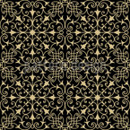 Elegant Splendor Seamless Pattern