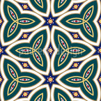 Gothic Art Repeating Pattern