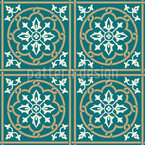 Luxury Tiles Pattern Design