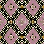 Gothic Cross Pattern Design