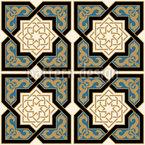 Arabischer Palast Vektor Ornament