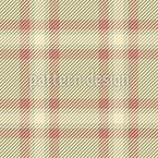 Ewans Kilt Nahtloses Vektor Muster