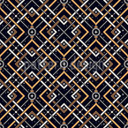 Netze des Wissens Vektor Ornament