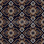Geheimnisvolles Artefakt Nahtloses Muster