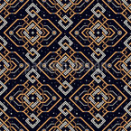 Mysterious Artifact Seamless Pattern