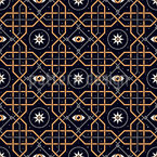 Space Window Pattern Design