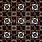 Oktogramm Traum Rapportiertes Design