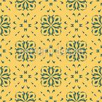 Warm Vintage Tiles Vector Design