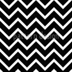 Dunkles Chevron Muster Design