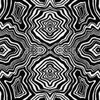 Hypnotische Quelle Nahtloses Muster