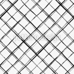 Draw The Line Seamless Vector Pattern
