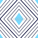 Geometric Diamonds Design Pattern