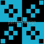 Squares Seamless Vector Pattern Design