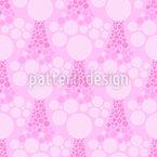 Stream Of Rose Water Seamless Pattern