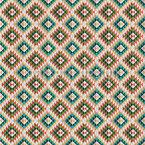 メキシコ織り シームレスなベクトルパターン設計