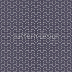 Spinner Tessellation Vector Design