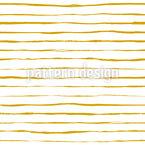 Linien Zeichnen Nahtloses Vektormuster