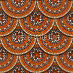 Breite Kopfplatten Musterdesign