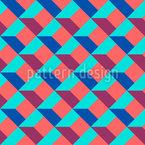 キュービックグリッド シームレスなベクトルパターン設計
