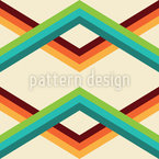 Six Stripes Seamless Vector Pattern Design
