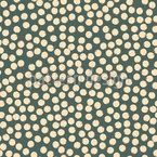 Polka Dot Peas Pattern Design