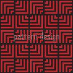 Zippy Maori Tukutuku Vektor Design
