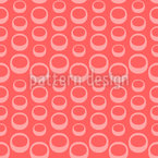 Many Charming Buttons Pattern Design