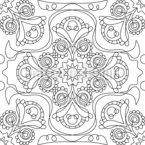 Verspielte Linien Vektor Design