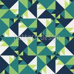 三角形 无缝矢量模式设计