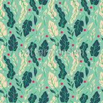 Winter Salad Pattern Design