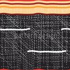 Aborigine Textur Nahtloses Muster