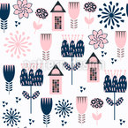 Blooming City Design Pattern