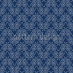 Japanese Stitchings Seamless Vector Pattern Design