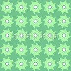 Light Pinwheel Seamless Vector Pattern Design