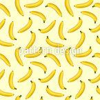 Banana Rama Pattern Design