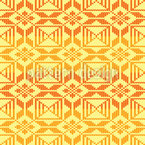 Warm Knit Seamless Vector Pattern Design
