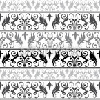 Encora Seamless Vector Pattern Design
