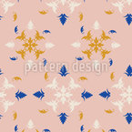 Gothic Foliage Pattern Design