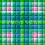 Tissu Tartan Motif Vectoriel Sans Couture