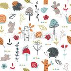 Kleine Waldtiere Rapport